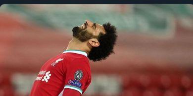 Mo Salah Ukir Rekor Super Langka Usai 2 Kali Jadi Mimpi Buruk Man United di Old Trafford