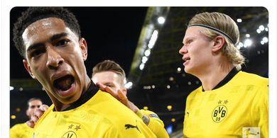 Cetak Gol Lawan Manchester City, Jude Bellingham: Penampilan Saya Lumayan Kan?
