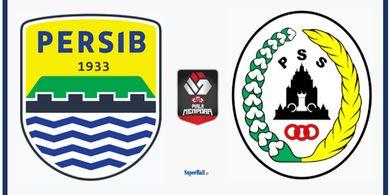 Semifinal Piala Menpora 2021 - Persib Mati-matian Lawan PSS Demi 2 Hal