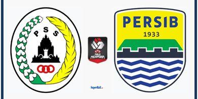 Hasil Semifinal Piala Menpora 2021 - Persib Kandaskan Harapan PSS Sleman