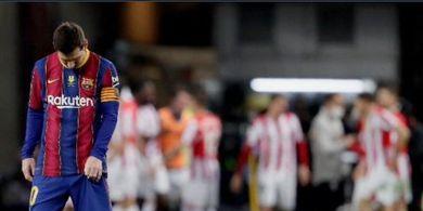 Kegagalan Barcelona Juara Liga Spanyol Musim Ini Adalah Salah Semua Pemain