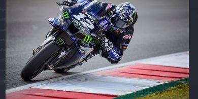 MotoGP Prancis 2021 - Maverick Vinales Khawatir soal Cuaca di Sirkuit Le Mans