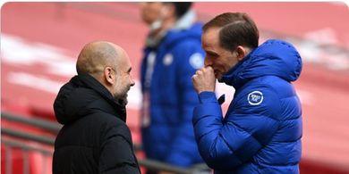 Pep Guardiola Lakukan 8 Perubahan Saat Dihajar Chelsea, Anggap Remeh?
