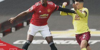 Pogba Tak Sejalan dengan Raiola soal Masa Depannya di Man United