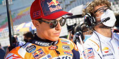 Honda: Kami Sadar GP Portugal Akan Jadi Balapan yang Sangat Panjang bagi Marquez