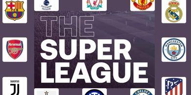 Langsung Lumpuh dalam Dua Hari, Bagaimana Nasib European Super League?