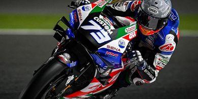 Petik Hattrick Bencana di MotoGP 2021, Alex Marquez Bilang Begini