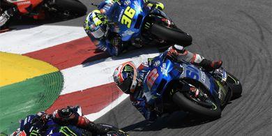 MotoGP Prancis 2021 -  Joan Mir Incar Peningkatan di Le Mans