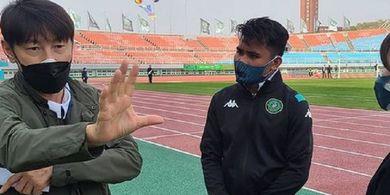 Blak-blakan Ingin Hengkang, Asnawi Mangkualam Terbantu dengan Sikap 'Tak Patuh' Pelatih Ansan Greeners