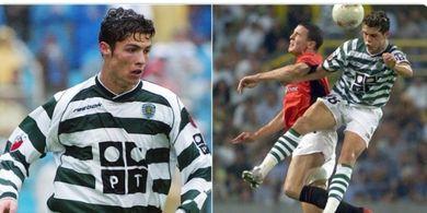 Fakta Baru Terungkap, Ronaldo Sangat Takut Ketika Berkonflik dengan Rooney