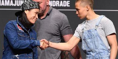 Tak Mau Keok Lagi, Zhang Weili Pandang Bentrokan Lawan Preman Cantik UFC Layaknya Perang