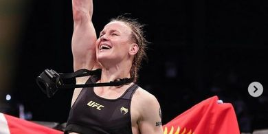 Sudah Waktunya, Valentina Shevchenko Siap Lakoni Trilogi Lawan Ratu  Sejagat UFC