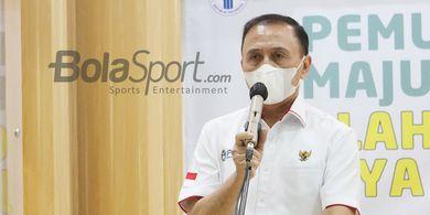Ketum PSSI Pastikan Yudha Febrian Sulit Kembali Masuk Timnas Indonesia
