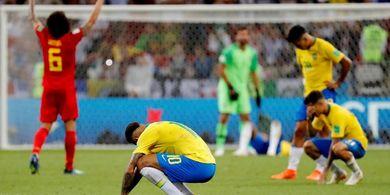 Pentingkan Kesehatan Mental dan Ingin Pensiun dari Timnas Brasil, Neymar Dapat Dukungan dari Bek Chelsea