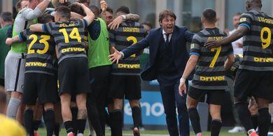 Di Balik Kesuksesan Meraih Scudetto, Zanetti Sebut Inter Milan Punya Masalah Serius