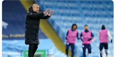 Musim 2020-2021 Belum Rampung, Guardiola Beberkan Ambisi Musim Depan