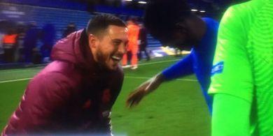 Tertawa di Atas Penderitaan Real Madrid, Eden Hazard Masuk List Jual