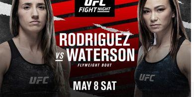 UFC Vegas 26 - Dadakan, Main Event Cantik Bakal Jadi Pertarungan Jalanan