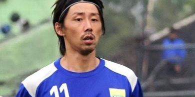 Segini Waktu yang Dibutuhkan Kenji Adachihara untuk Cetak Gol Pertama di Persib
