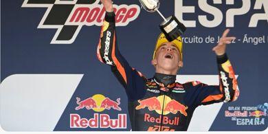 Legenda MotoGP Takut Rekornya Terpatahkan Si Bocah Ajaib Pedro Acosta