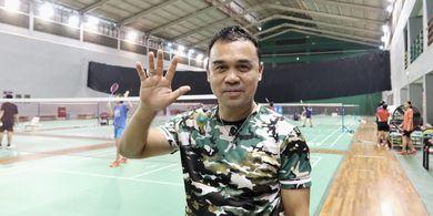 Malaysia Open 2021 Ditunda, Rionny Minta Hafiz/Gloria 'Mati-matian' di Singapura