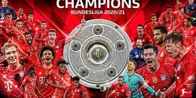 RB Leipzig Ditekuk Dortmund, Bayern Muenchen Resmi Juarai Bundesliga