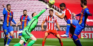 Buang 7 Poin dalam 2 Minggu, Barcelona Seharusnya Sudah Pimpin Klasemen Liga Spanyol