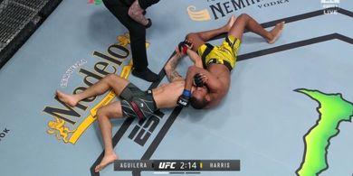 Hasil UFC Vegas 26 - Ular Anaconda Bawa Debutan Menang Keren