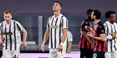 Akibat Mangkir Latihan Buat Beli Mobil Baru, Ronaldo Dimusihi Rekan Setim