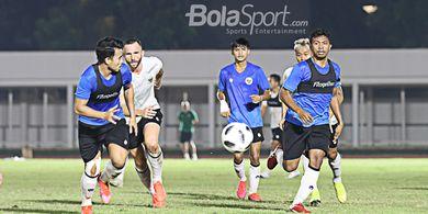 Latihan Timnas Indonesia Diliburkan saat Lebaran, Kembali Digembleng pada Sabtu