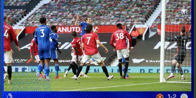 Gara-gara Satu Hal, Eks Winger Man City Serukan Hukuman untuk Man United