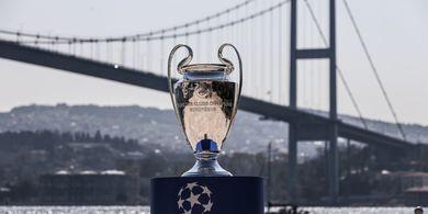 RESMI - Venue Final Liga Champions 2020-2021 Berlangsung di Portugal