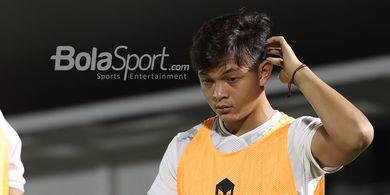 Sebelum Jadi Striker, Pemain Timnas Indonesia Ini Pernah Jajaki Semua Posisi di Lapangan