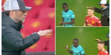 Sadio Mane Ngambek Meski Liverpool Menang, Juergen Klopp: Tak Ada Masalah Kok