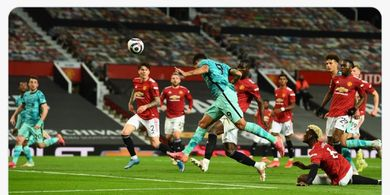 Hasil dan Klasemen Liga Inggris - Manchester United Telan Kekalahan Kedua Beruntun, Liverpool Dekati Chelsea