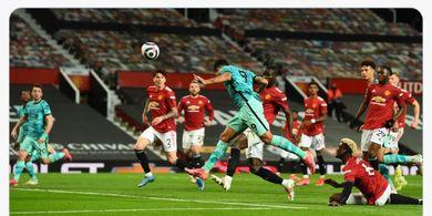 Dipermalukan Liverpool di Old Trafford, Man United Ciptakan Kekalahan Sendiri