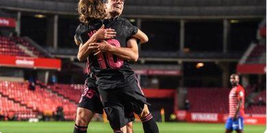 Susunan Pemain Bilbao vs Real Madrid - Roberto Carlos dari Pinto Kembali Jadi Starter