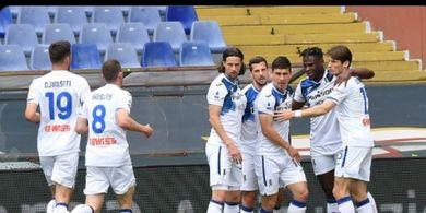 Lewati Drama 7 Gol, Atalanta Susul Inter Milan Amankan Tiket Liga Champions