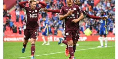 Gol Roket Bintang Leicester City Bikin Pemain Chelsea Emosi