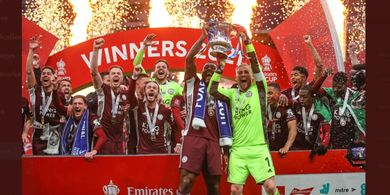 Selamati Leicester Juara, Kapten Manchester United Malah Dianggap Bawa Apes