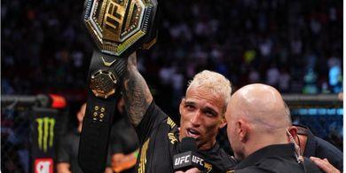 Hasil Lengkap UFC 262 - Hajar KO Michael Chandler, Charles Oliveira Rebut Sabuk Juara Khabib