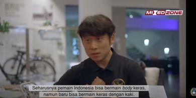 Lee Jae-hong: Pemain Timnas Indonesia Baru Bisa Bermain Keras dengan Kaki karena Tak Punya Otot