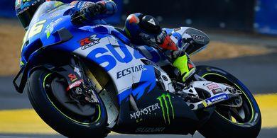 MotoGP Prancis 2021 - Joan Mir Bingung dengan Kecelakaan pada Akhir Balapan
