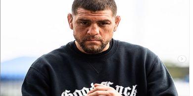 Nick Diaz Comeback! Bukan Berarti Bakal Berduel Lagi di UFC