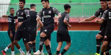 Rahmad Darmawan Patenkan Komposisi Pemain Lokal Madura United untuk Liga 1 2021