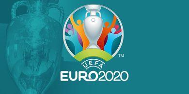 EURO 2020 - 11 Tim Sudah Lolos, 2 Tunggu Lawan, 4 Saling Berduel