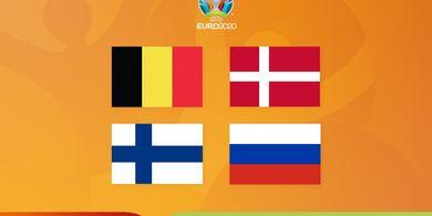 Akhir Kerumitan Grup B EURO 2020, Saksikan di Mola lewat Akses dari Bolasport.com