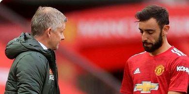 Bruno Fernandes Sesumbar Skuad Man United sudah Punya Mental Juara