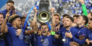 Chelsea Juara Liga Champions Berkat Sepatu Keberuntungan Thomas Tuchel