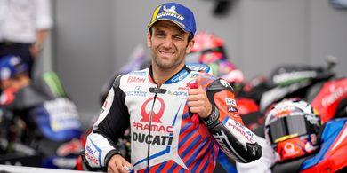 Kemenangan Marquez Buka Peluang Zarco Rebut Gelar Juara Dunia  MotoGP 2021